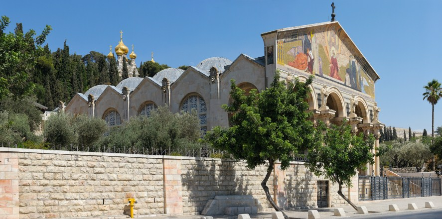 Jerusalem - Christian